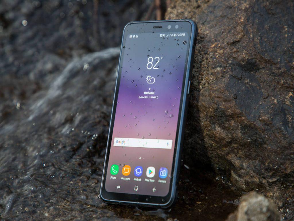Фото Samsung Galaxy S8 Active