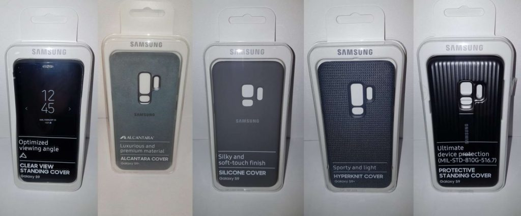 Аксессуары для Samsung Galaxy S9 изображение поста