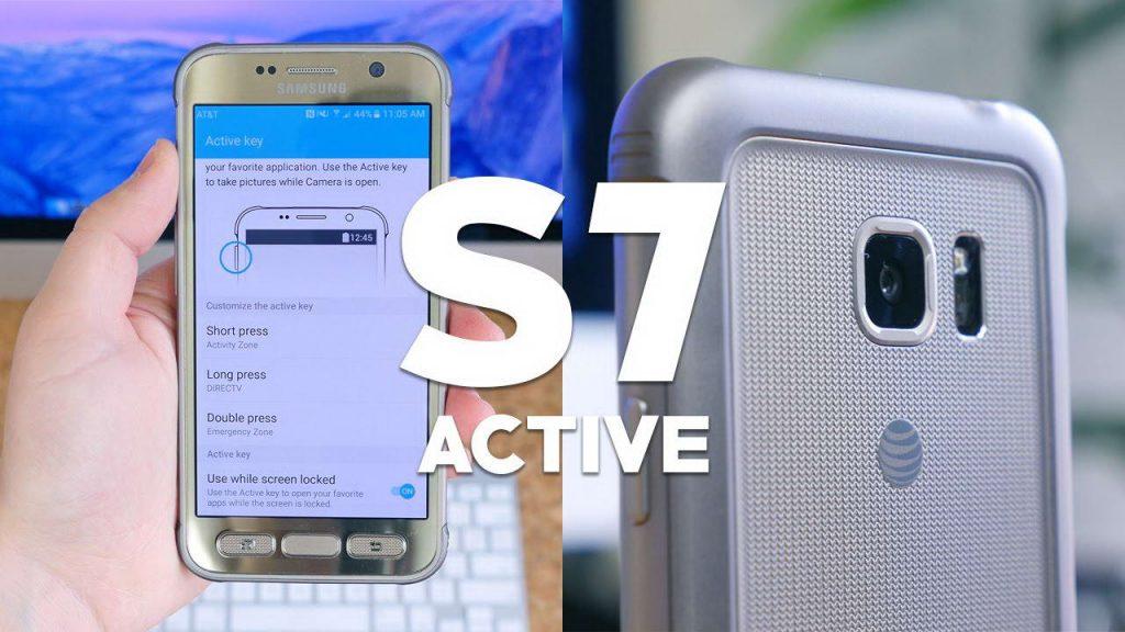 Samsung Galaxy S7 Active изображение поста