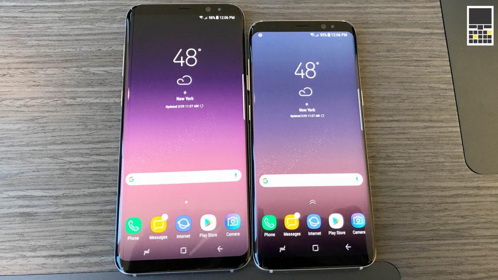 Samsung Galaxy S8+ изображение поста